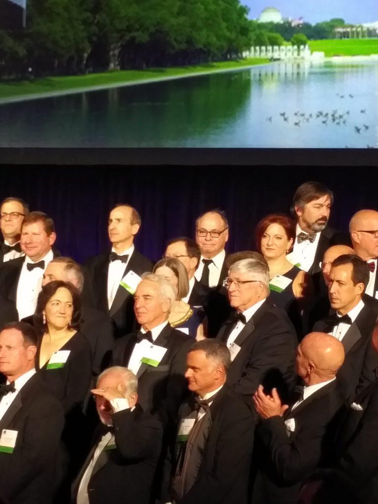 Photo of winning lawyers