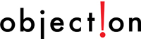 Objection! logo and link to Objection! page